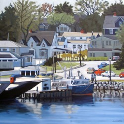 Chester Ferry Dock   30x30